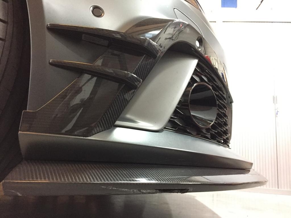 Audi rs6 ABT spoiler