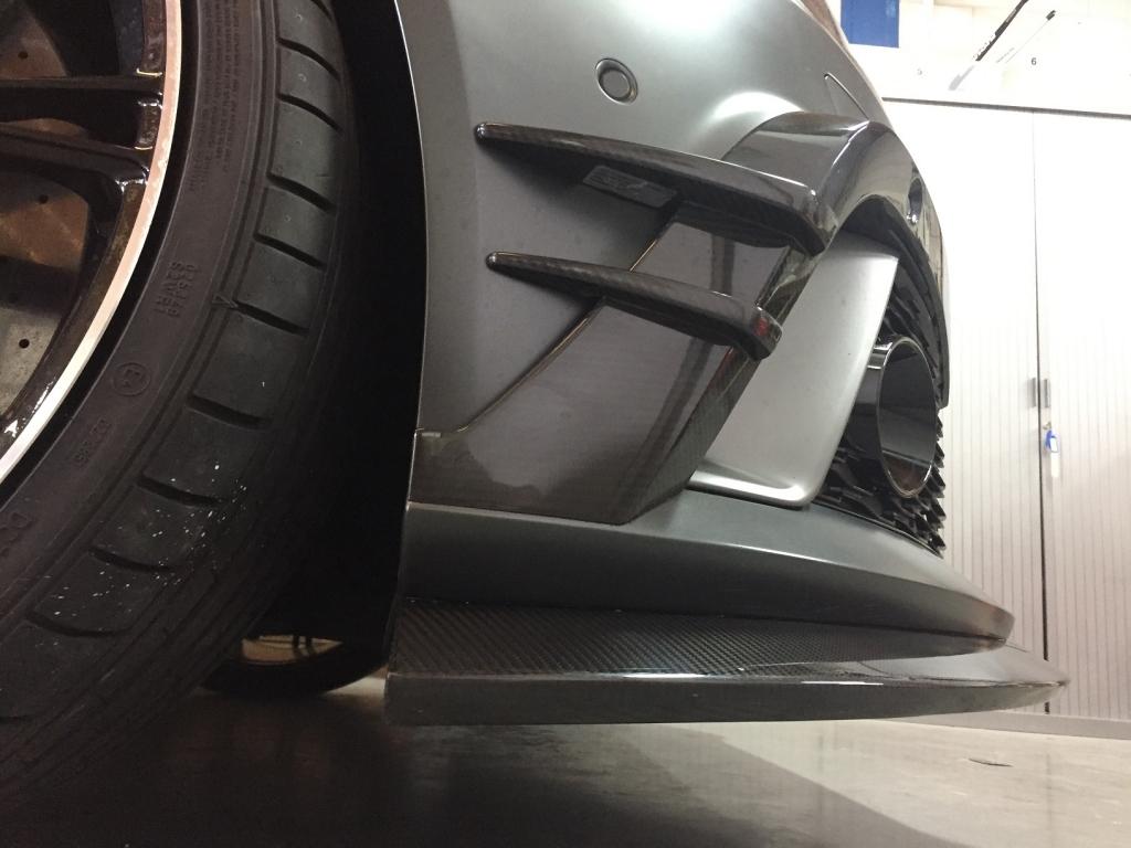 Audi rs6 ABT spoiler NA