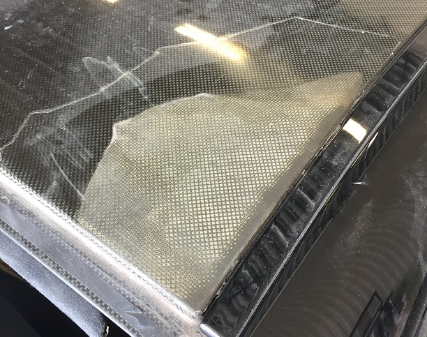 BMW M6 carbon dak