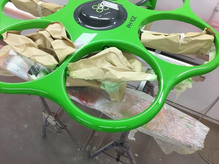 drone repareren klein