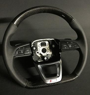 carbon steering wheel Audi R8